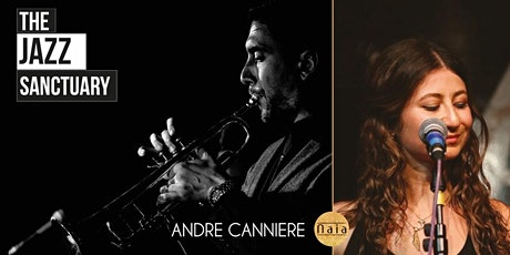 The Jazz Sanctuary with Andre Canniere and Naia tickets