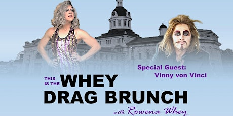 This is the Whey Drag Brunch tickets