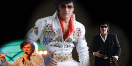 Elvis, Neil Diamond & Johnny Cash Tribute tickets