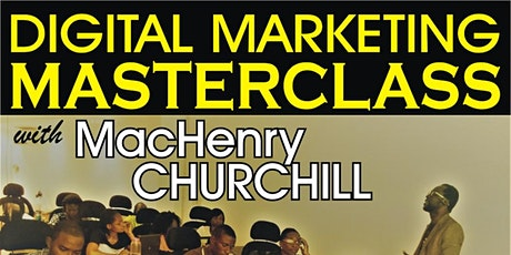 DIGITAL MARKETING MASTERCLASS tickets