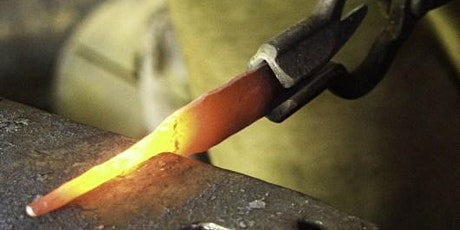 Bladesmithing with Tom Larsen and Samantha Williams, February 20-21, 2021 tickets