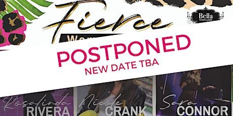 FIERCE - Bella Women's Conference 2020, Richmond, VA - Rosalinda Rivera tickets