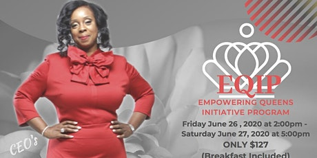 EQIP: Empowering Queens Initiative Program tickets
