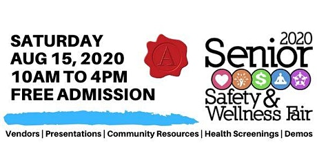 Senior Safety and Wellness Fair tickets