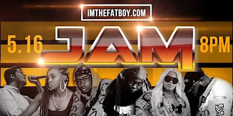 Imthefatboy.com Presents: JAM tickets