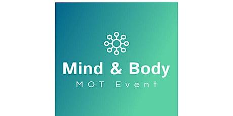Mind & Body MOT Workshop tickets