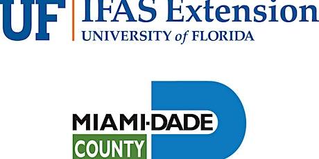 Mejores Prácticas Para la Protección del Recursos Hídricos  En la Florida tickets