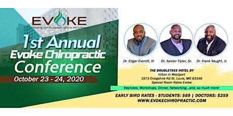 Evoke Conference tickets