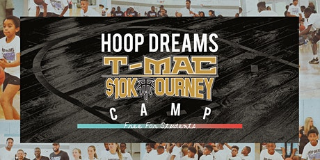 TMac10K Hoop Dreams Camp - 2020 tickets