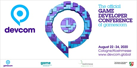 devcom 2020 - the official game developers conference of gamescom tickets