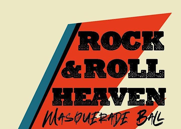 Rock & Roll Heaven Masquerade Ball image
