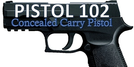 LADIES ONLY Pistol 102 tickets