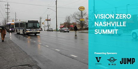 Vision Zero Nashville Summit tickets