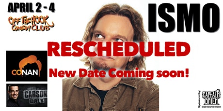 Comedian ISMO Live in Naples, Florida at Off The Hook Comedy Club tickets