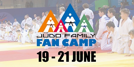 Judo Fan Camp tickets