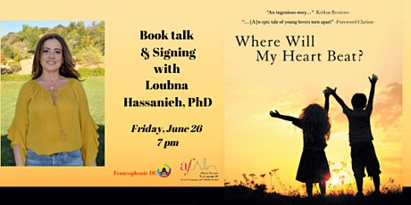 Online Book Talk & Signing with Loubna Hassanieh, PhD tickets