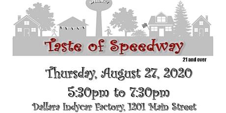Taste of Speedway tickets