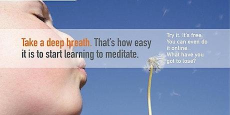 Online Meditation tickets