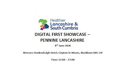 Digital First Showcase - Pennine Lancashire tickets