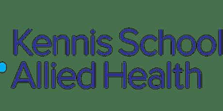 Benefit Dinner: Kennis School of Allied Health tickets