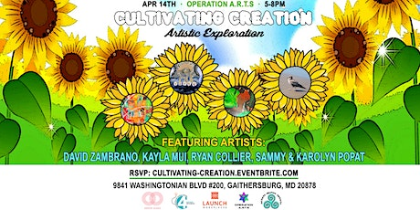 Cultivating Creation tickets