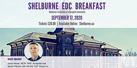 2020 Shelburne EDC Breakfast tickets