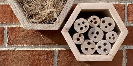 DIY-Workshop:  Mini Insektenhotel Tickets