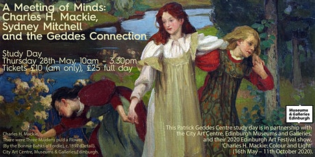 A Meeting of Minds: Charles Mackie, Sydney Mitchell & the Geddes Connection tickets