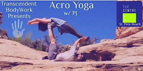 Acro Yoga w/ PJ tickets