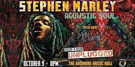 Stephen Marley: Acoustic Soul tickets