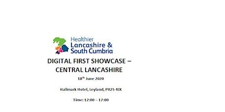Digital Showcase - Central Lancashire tickets