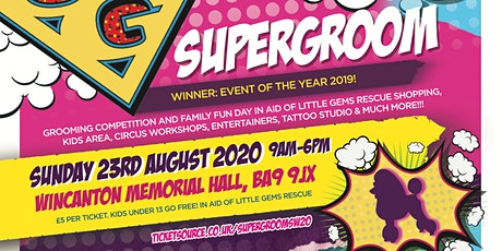 Supergroom South West 2020 tickets