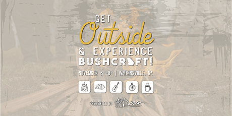 BUSHCRAFT 2020 tickets