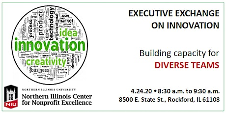 Executive Exchange on Innovation: Diverse Teams tickets