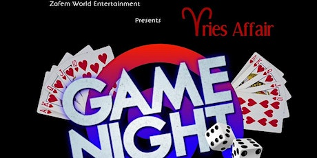 Aries Affair Game Night tickets