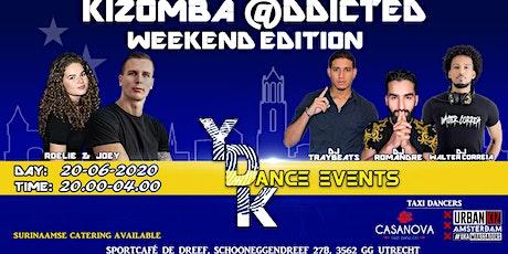 Kizomba @ddicted Weekend Edition tickets