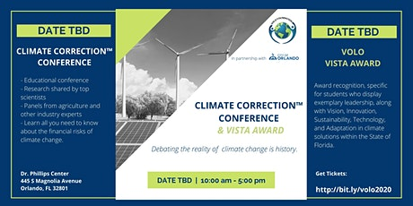 3rd Annual Climate Correction™ Conference tickets