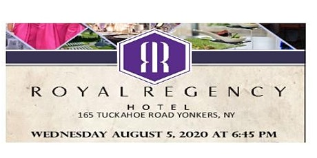 August 5th Free Bridal Show at Royal Regency Hotel in Yonkers, NY tickets