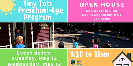 Tiny Tots Open House tickets