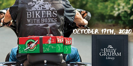 Biker with Boxes 2020 tickets