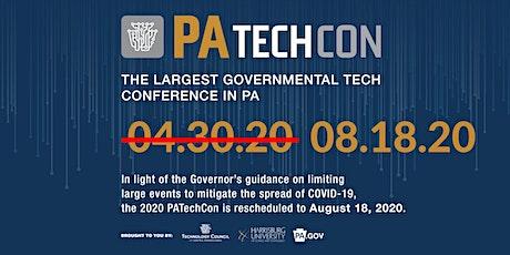 PA TechCon 2020 - www.patechcon.com  tickets