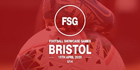 Bristol - Football Showcase Games (U14) tickets