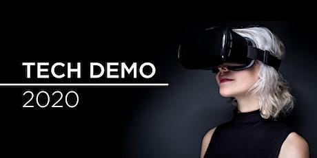 POSTPONED: Tech Demo 2020 tickets
