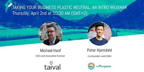 Taking Your Business Plastic Neutral: An Intro Webinar tickets