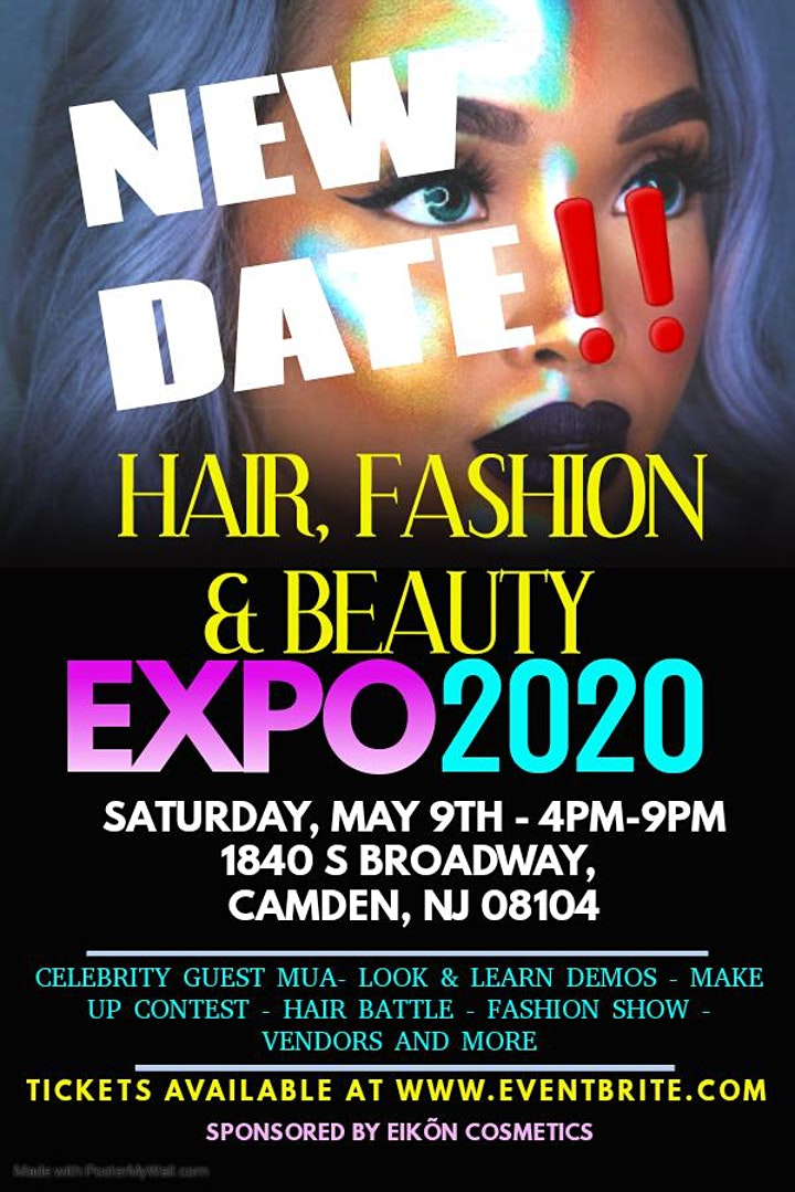 Hair, Fashion & Beauty Expo 2020 image
