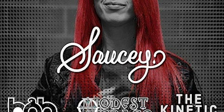 Artic Presents: Saucey tickets