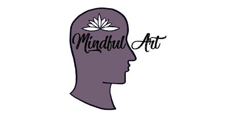 Mindful Art Mornings | Art Class | Glasgow tickets