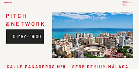 Pitch&Network - Demium Málaga tickets