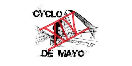Cyclo de Mayo XIV, Second Attempt tickets