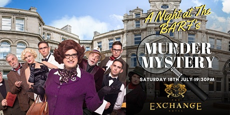 A Night at the BARFs - Murder Mystery tickets